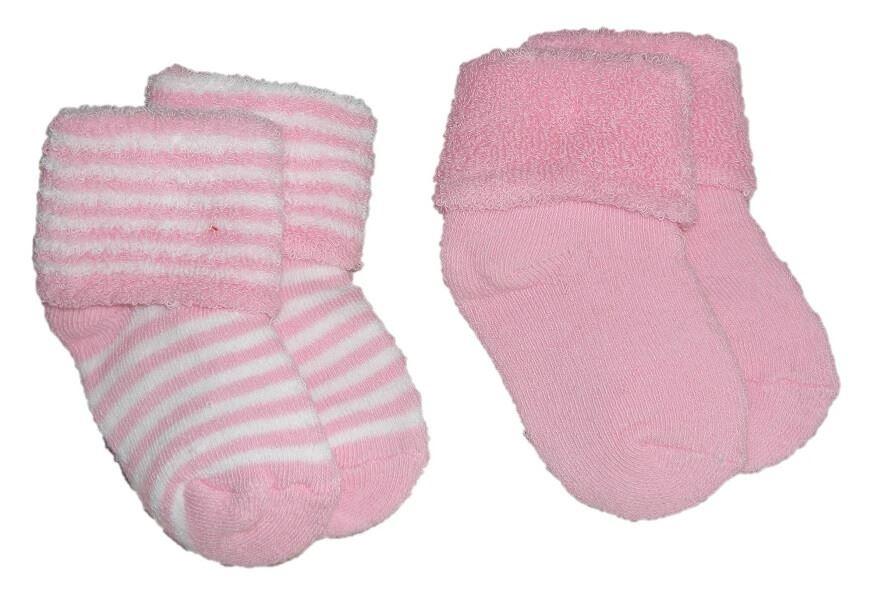 Bilde av Baby sokker 2-Pack