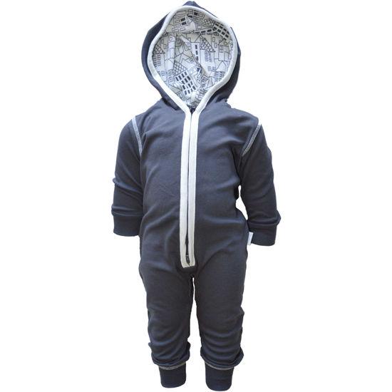 Fleecejakke Barn | Baby Jakke Bambus | Walking Bamboo | På