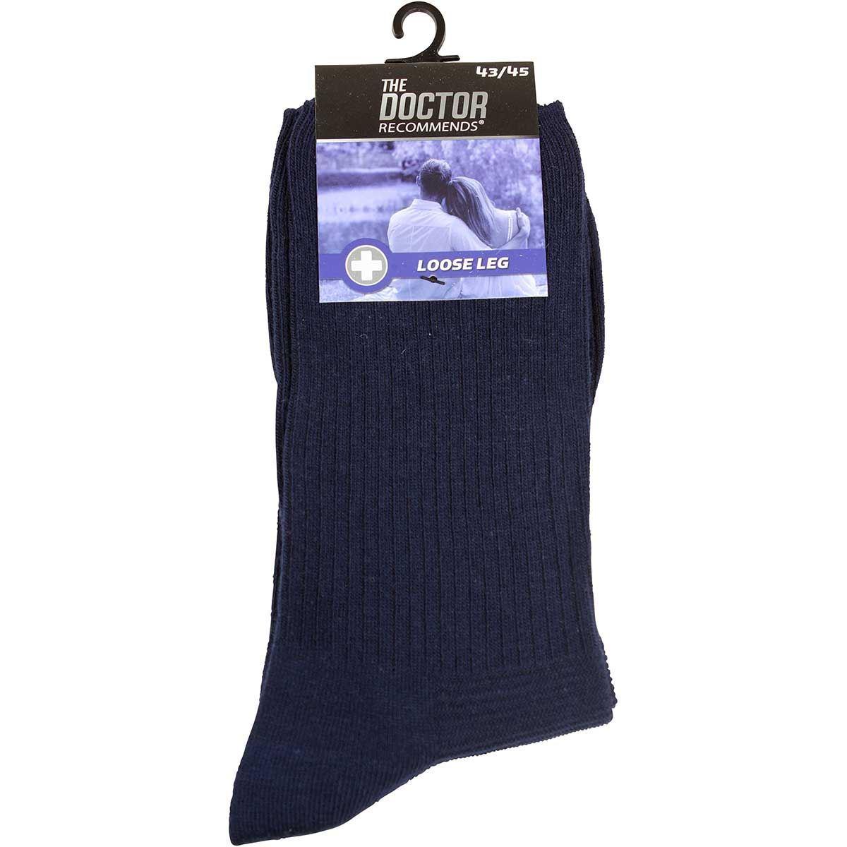 Bilde av Sokker med ekstra løs strikk