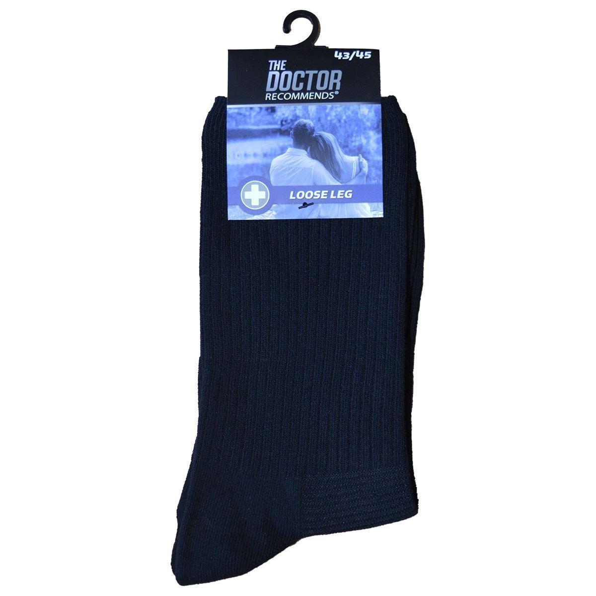 Bilde av Sokker med ekstra løs strikk Ull