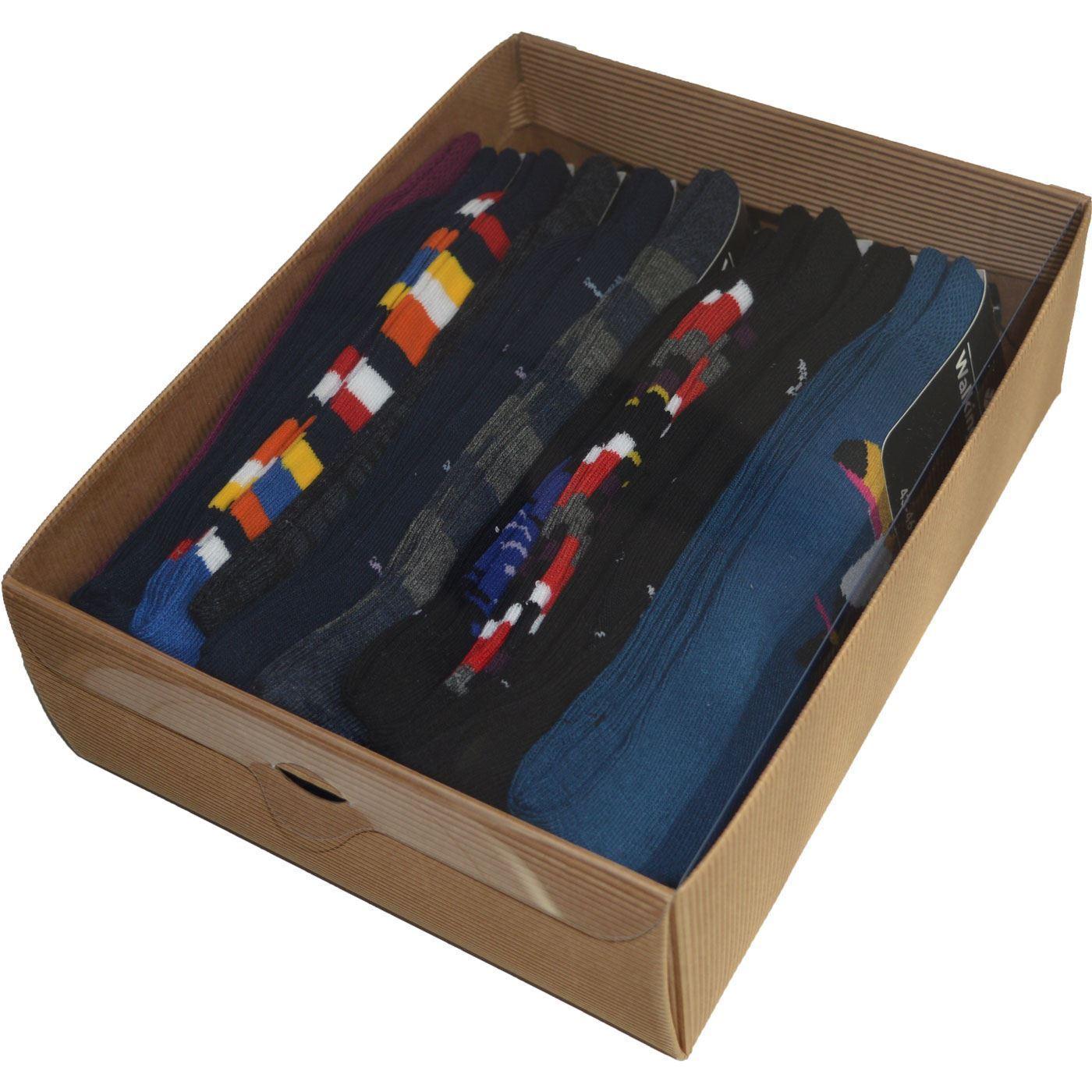 Bilde av Morsomme sokker bambus 10-Pack