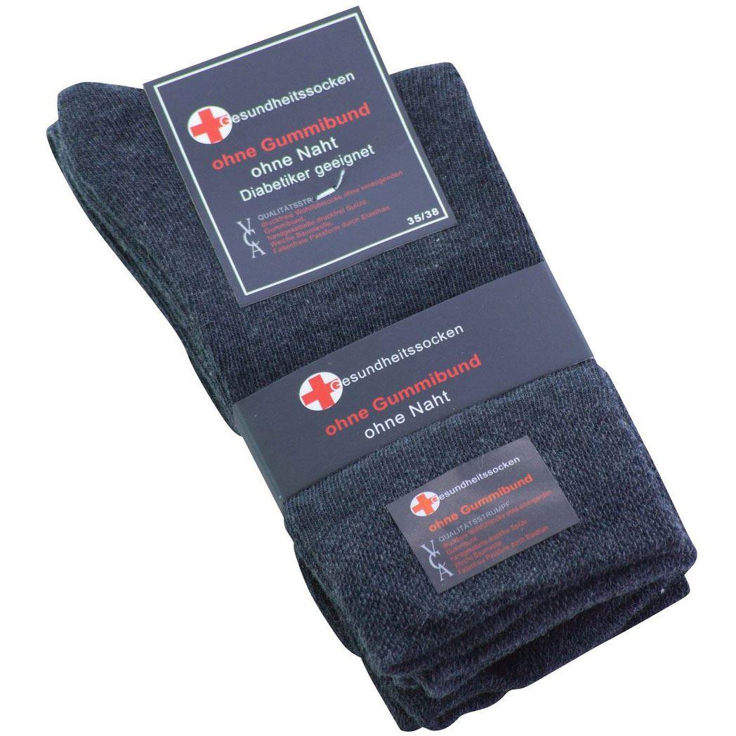 Bilde av Diabetes Sokker 3-Pack