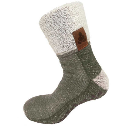 Bilde av Antiskli sokker voksne ull