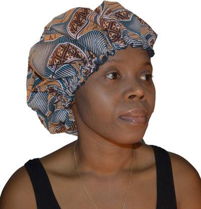 Bilde av Nattlue Sateng - African design